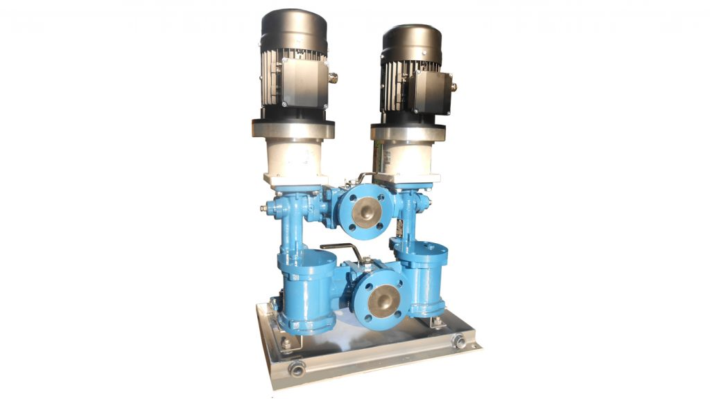 Screw Pump (Complete Unit)
