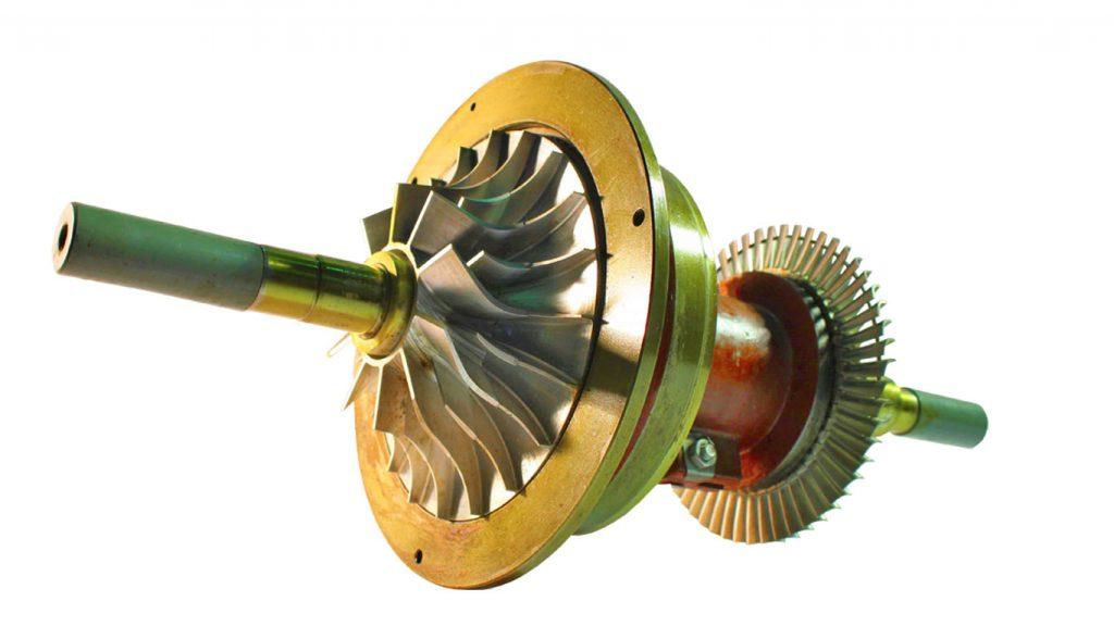 Rotor Cartridge
