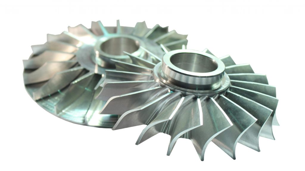 Inducer & Impeller