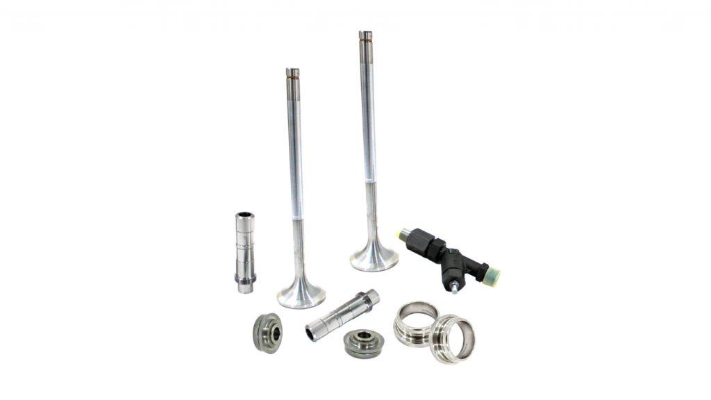 Wartsila W26 Cylinder Head Components