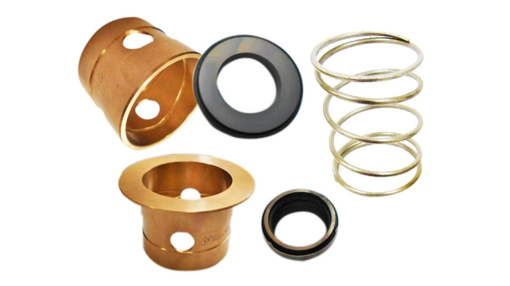 Cooling Water Pump spares