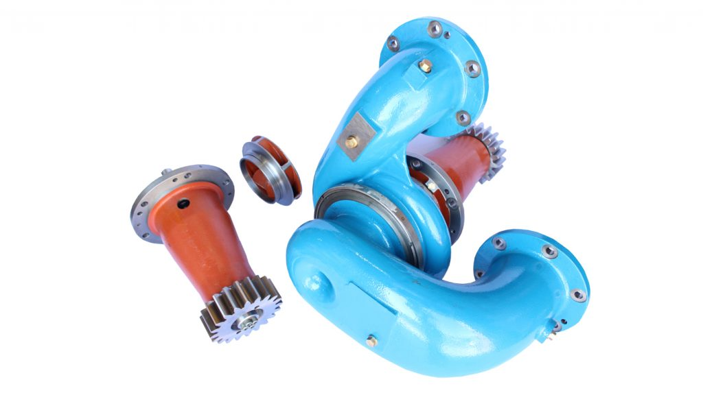 Components of Water Pump