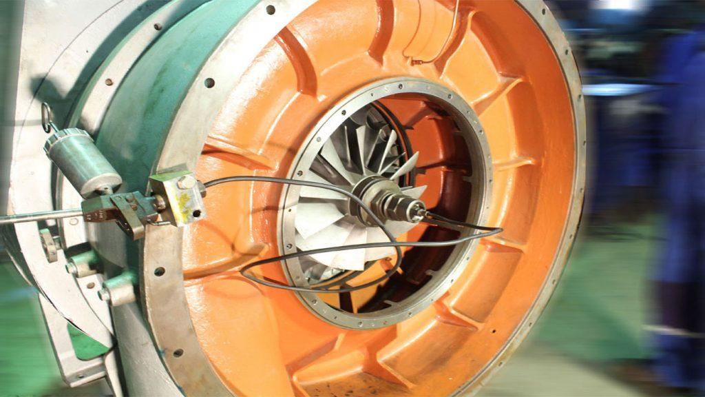 Turbocharger Casing & Rotor